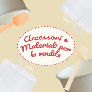 Accessori e Materiali per la Vendita